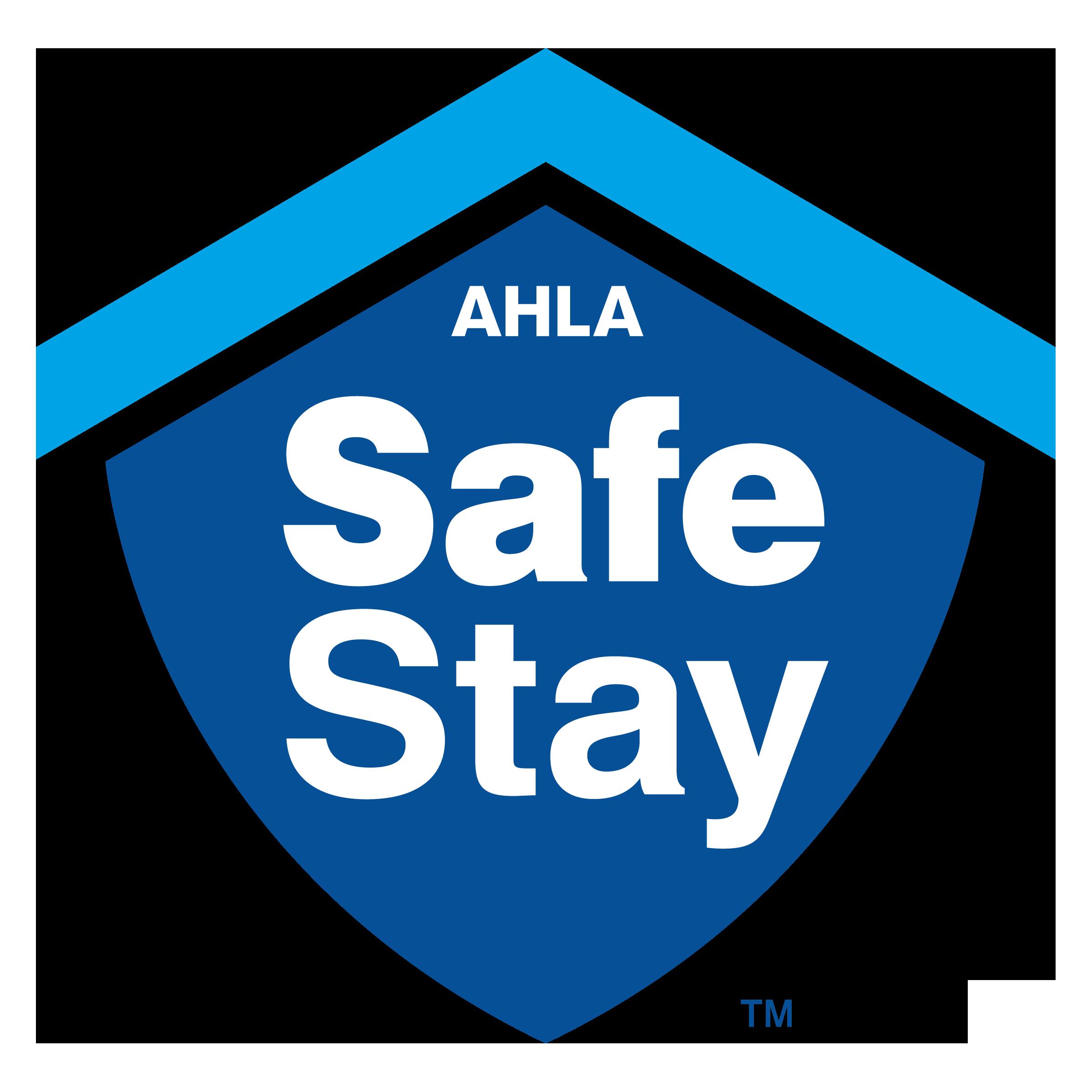 AHLA Safe Stay Logo